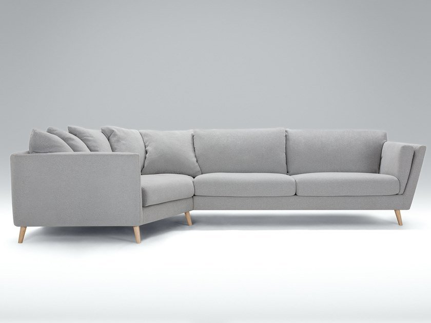 Corner Fabric Sofa Nova By Sits