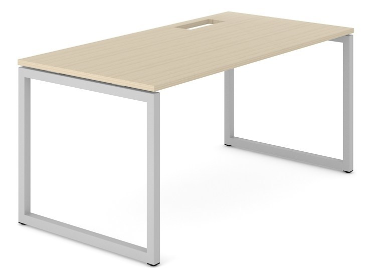 Sectional workstation desk NOVA O by NARBUTAS