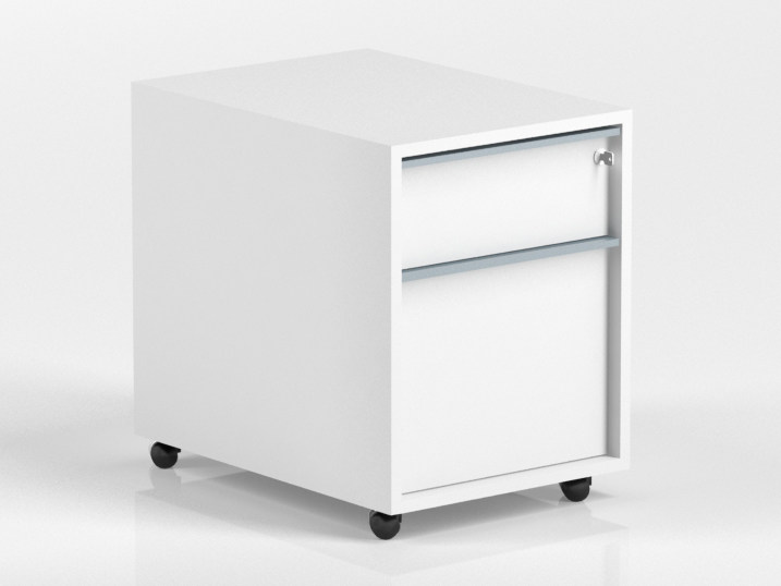 Modular office drawer unit NOVA BASIC | Office drawer unit by NARBUTAS