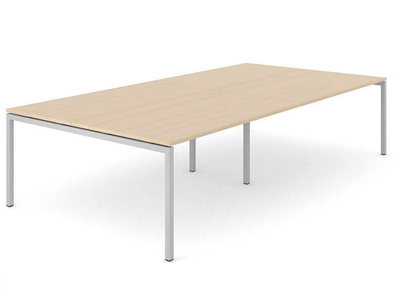 Rectangular meeting table NOVA | Rectangular meeting table by NARBUTAS
