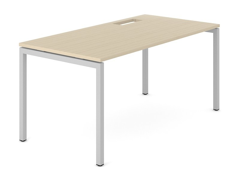 Sectional workstation desk NOVA U by NARBUTAS