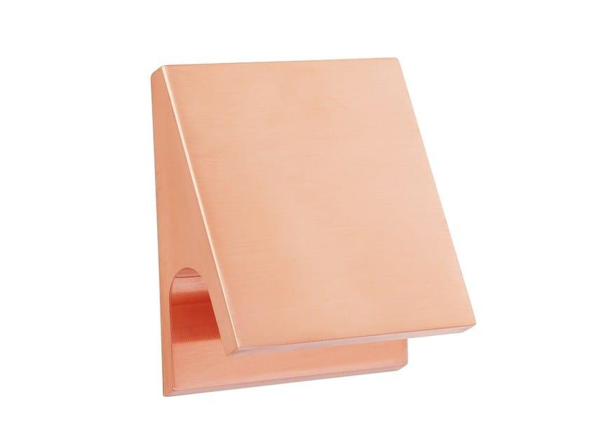 Copper handles NOVEL | Copper Furniture knob by A.S.Helsingö
