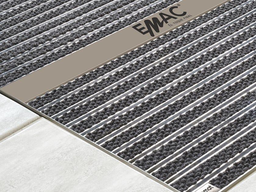 Technical mat NOVOMAT® CUSTOMIZED NAMEPLATE by EMAC Italia