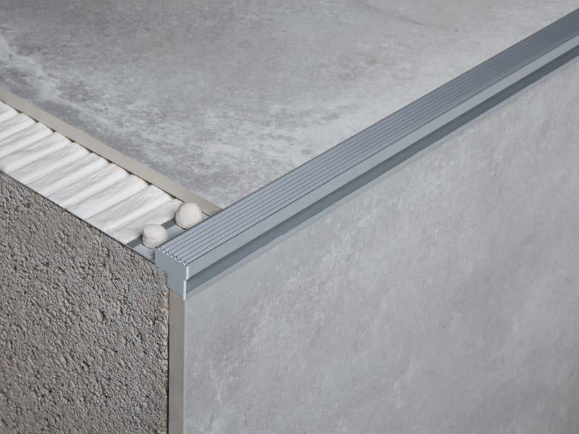 LED aluminium Step nosing NOVOPELDAÑO ECLIPSE® by EMAC Italia