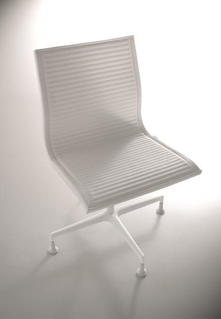 Cadeira operativa ajustável em altura de 4 raios NULITE | Cadeira operativa de 4 raios by Luxy