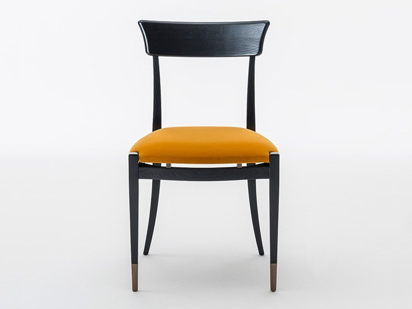 Upholstered ash chair NUOVA | Chair by OAK