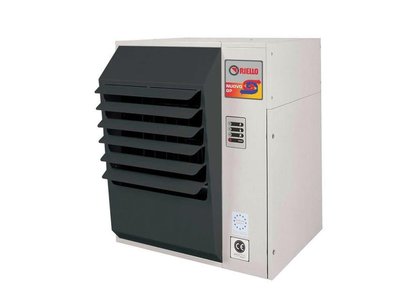 Air heater GP S - GP SM by RIELLO