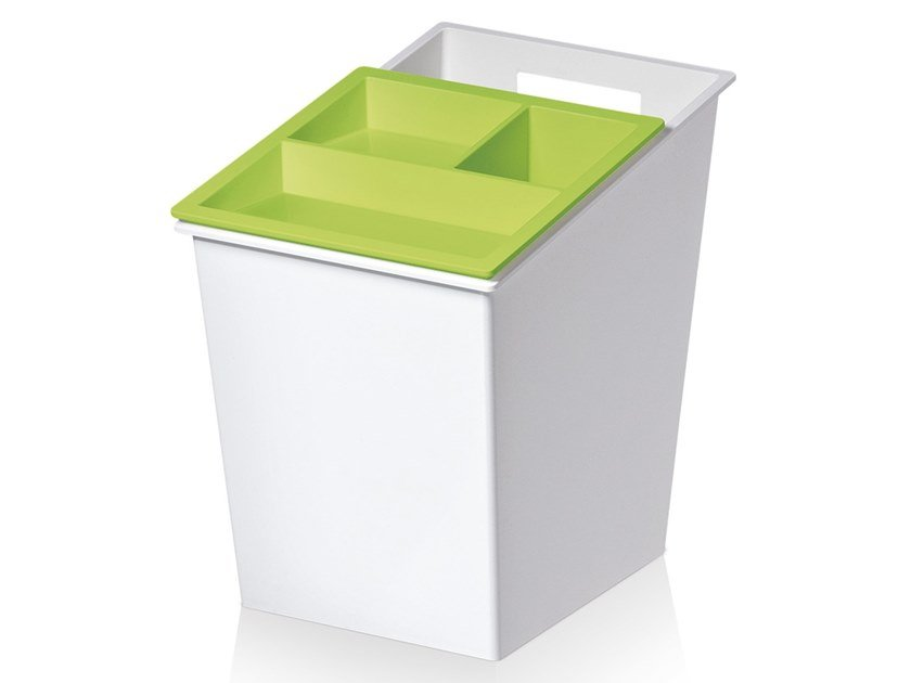 Waste bin for waste sorting NX 01 by MATTIUSSI ECOLOGIA