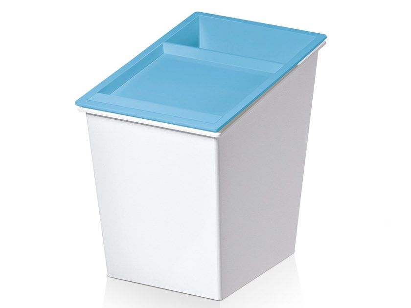 Waste bin for waste sorting NX 02 by MATTIUSSI ECOLOGIA