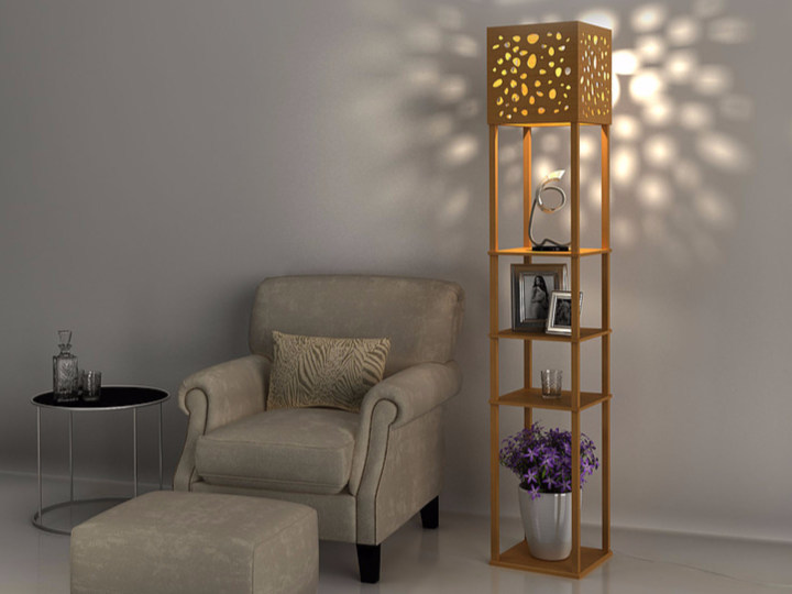 LED floor lamp NYC S3030PA | Floor lamp by Neonny