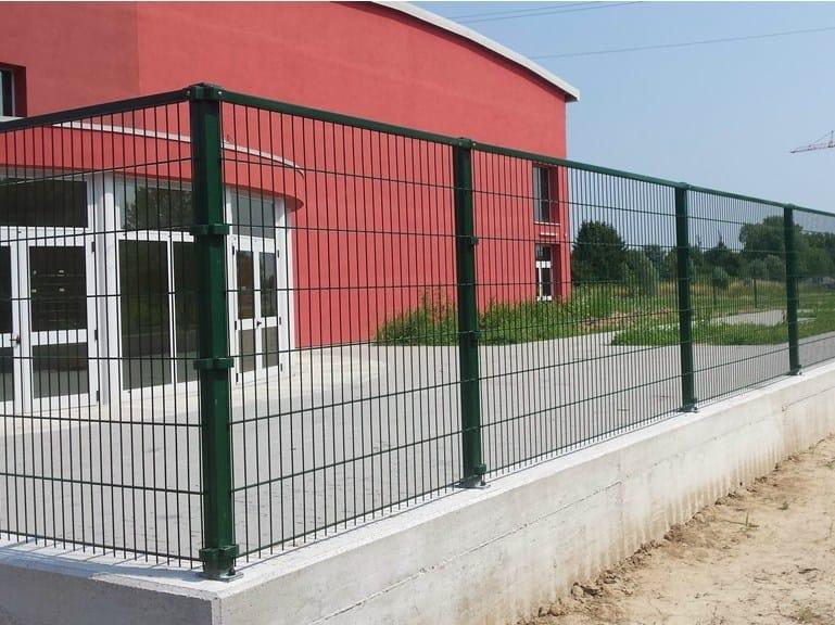 Fence NYLOFOR® CITY by BETAFENCE ITALIA