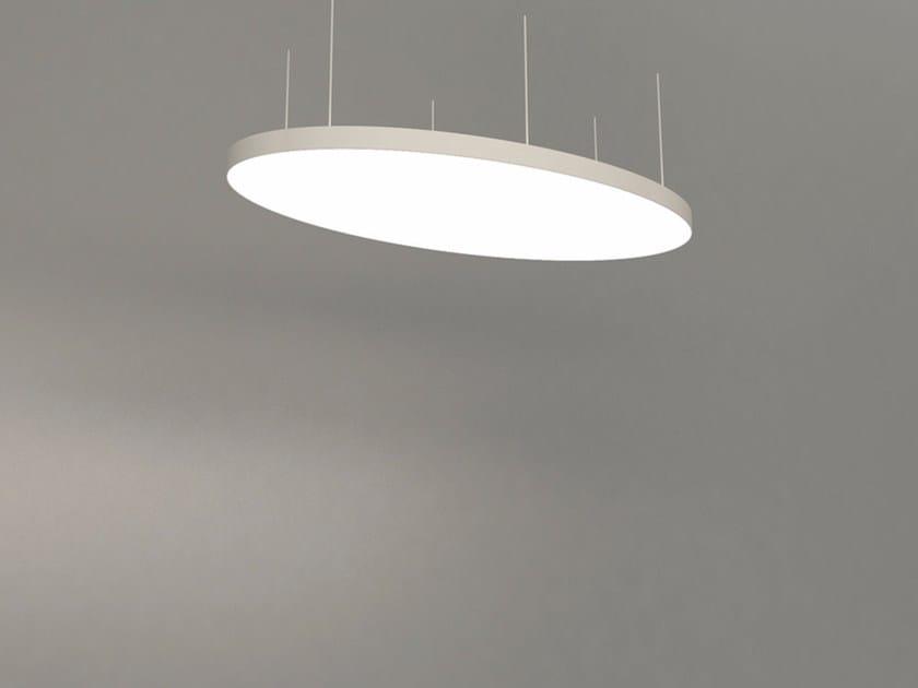 LED pendant lamp NZF O | Pendant lamp by Neonny