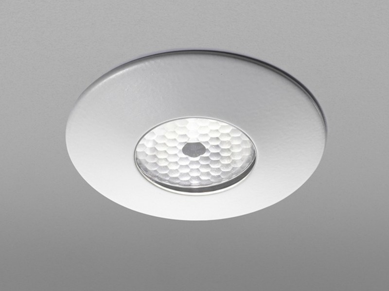 LED stainless steel spotlight O SPOT 3 IN by PURALUCE