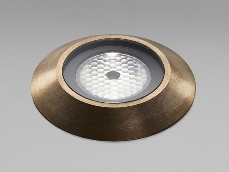 LED walkover light steplight O SPOT 3 by PURALUCE