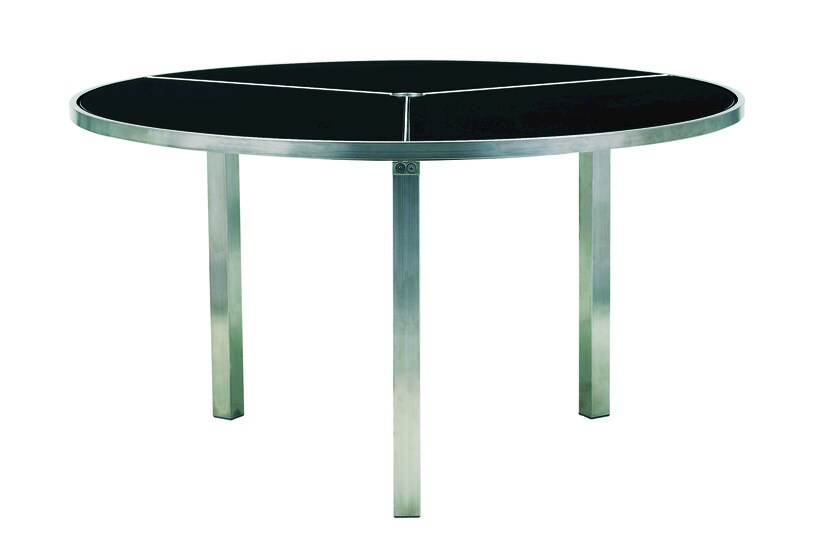 Round garden table O-ZON | Round table by Royal Botania