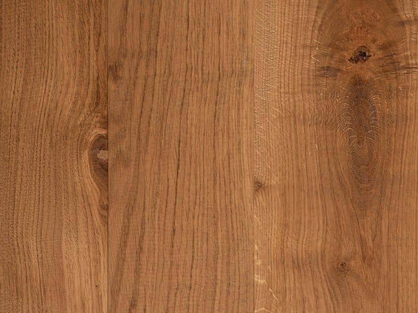 Oak flooring OAK ASH BLOND by BELLOTTI