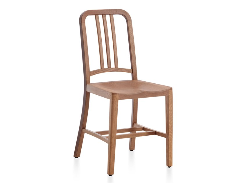 NAVY WOOD | Oak chair