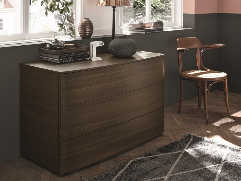 Oak chest of drawers PICCADILLY | Oak chest of drawers by Gruppo Tomasella
