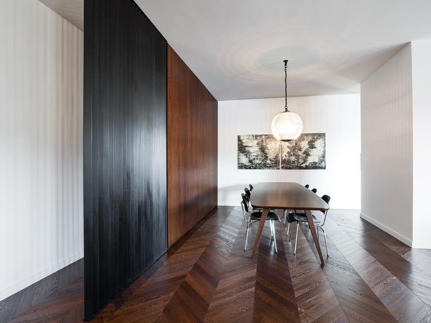 2 layers prefinished oak parquet LOFT | Oak parquet by Unikolegno