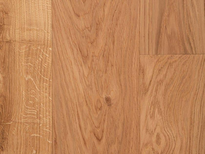 Oak flooring OAK TRANSPARENT FINISH by BELLOTTI