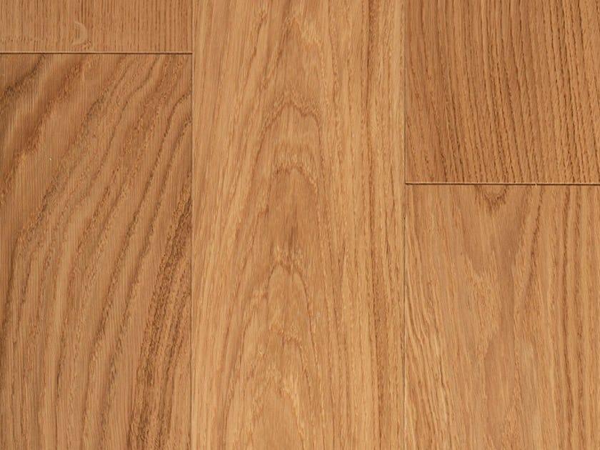 Oak flooring OAK TRANSPARENT FINISH INDOOR by BELLOTTI