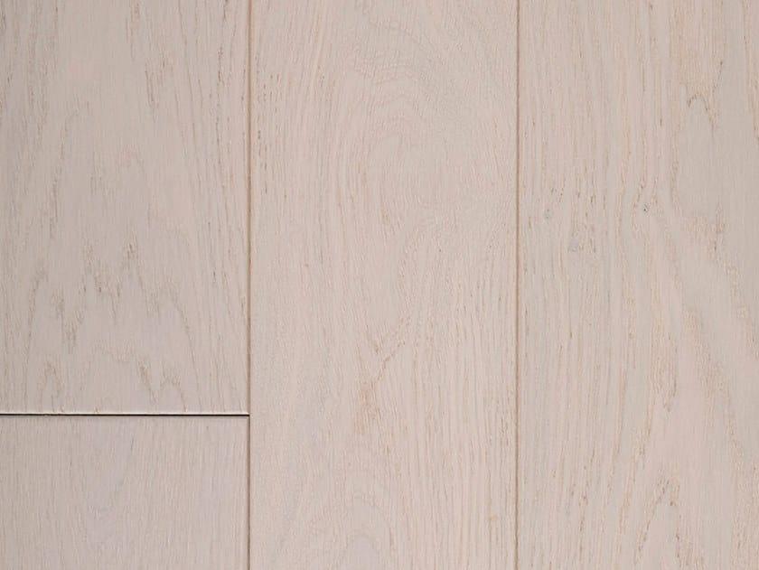 Oak flooring OAK WHITE by BELLOTTI