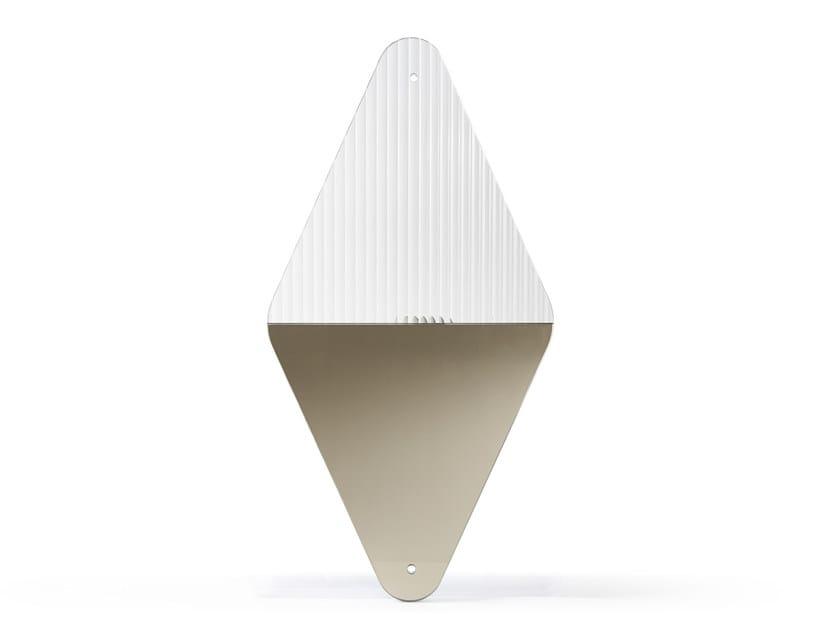 Wall-mounted mirror OBEI OBEI | Mirror by Atipico