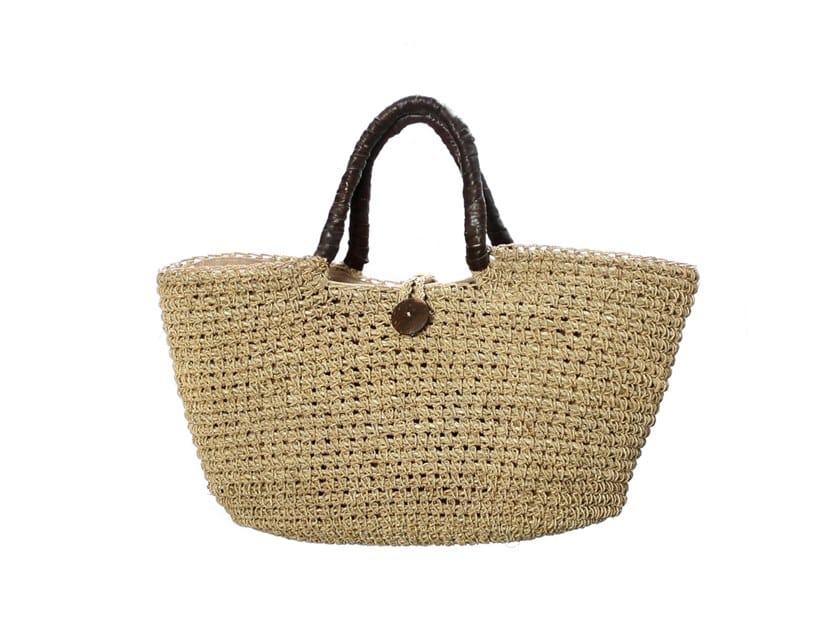 Seagrass bag OBEROI by Bazar Bizar