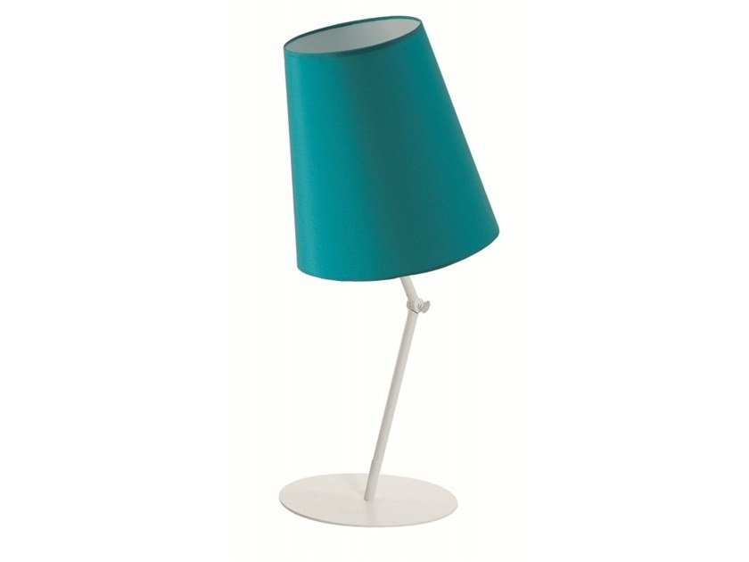 Metal table lamp OBLIK | Table lamp by Flam & Luce
