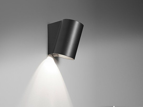 LED direct-indirect light Wall Lamp OBLIQUE | Wall Lamp by Artemide