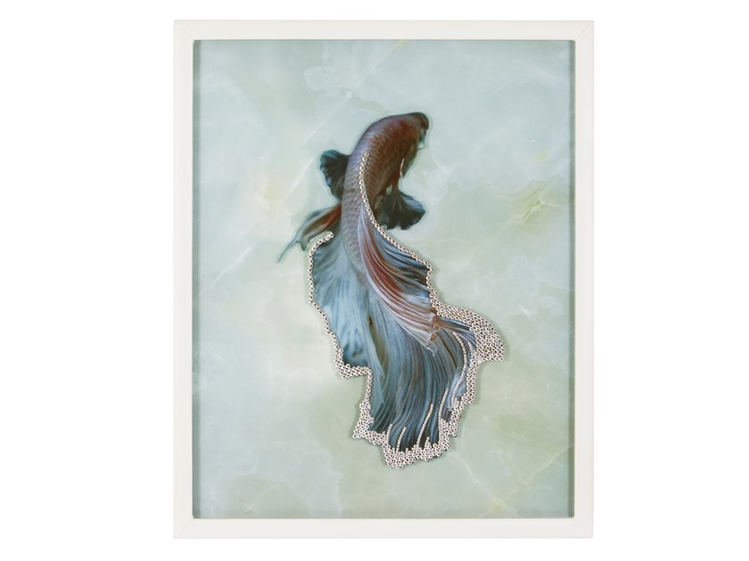 Print on glass OBSCURA by Green Apple