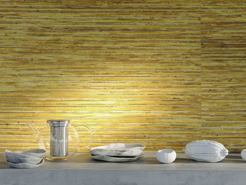 wandverkleidung aus papier f r innen oceania kollektion oc ania by litis. Black Bedroom Furniture Sets. Home Design Ideas