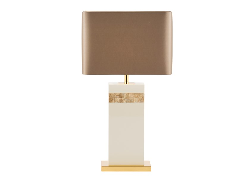 Direct-indirect light table lamp OCEANUS by Green Apple