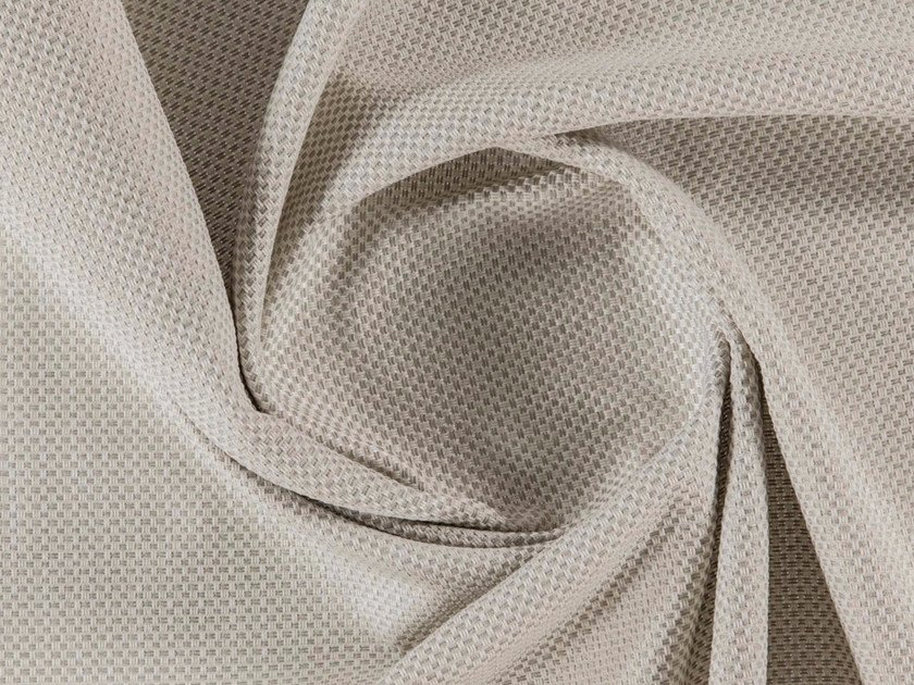 Solid-color washable polyester upholstery fabric BAYAN by More Fabrics