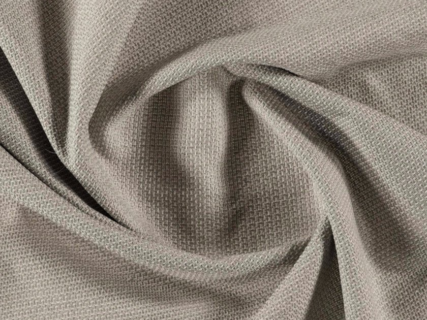Solid-color washable polyester upholstery fabric CARMINE by More Fabrics