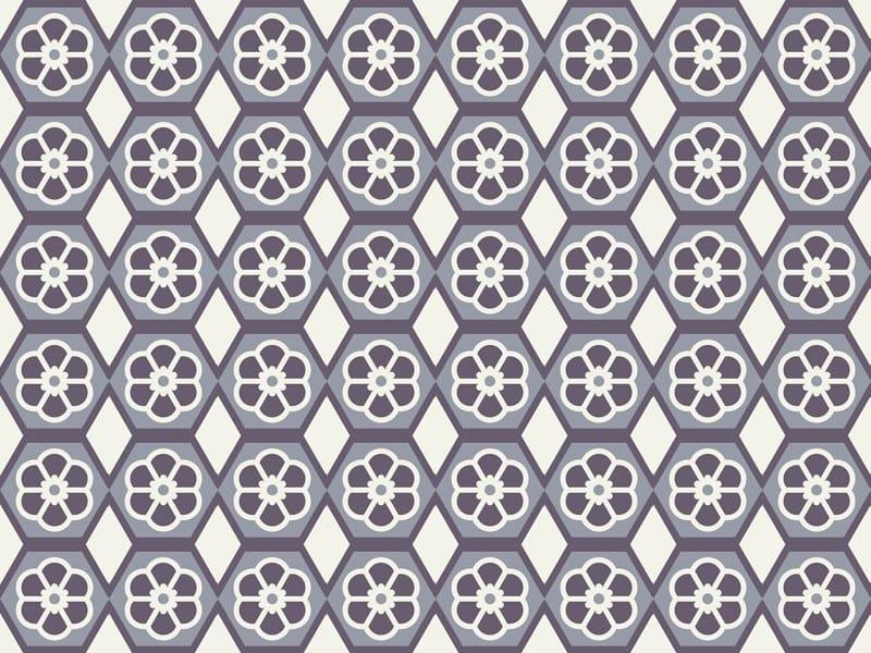 Indoor/outdoor cement wall/floor tiles ODYSSEAS 422 by TsourlakisTiles