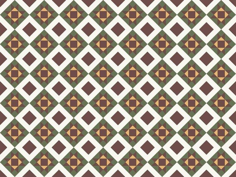 Indoor/outdoor cement wall/floor tiles ODYSSEAS 463 by TsourlakisTiles