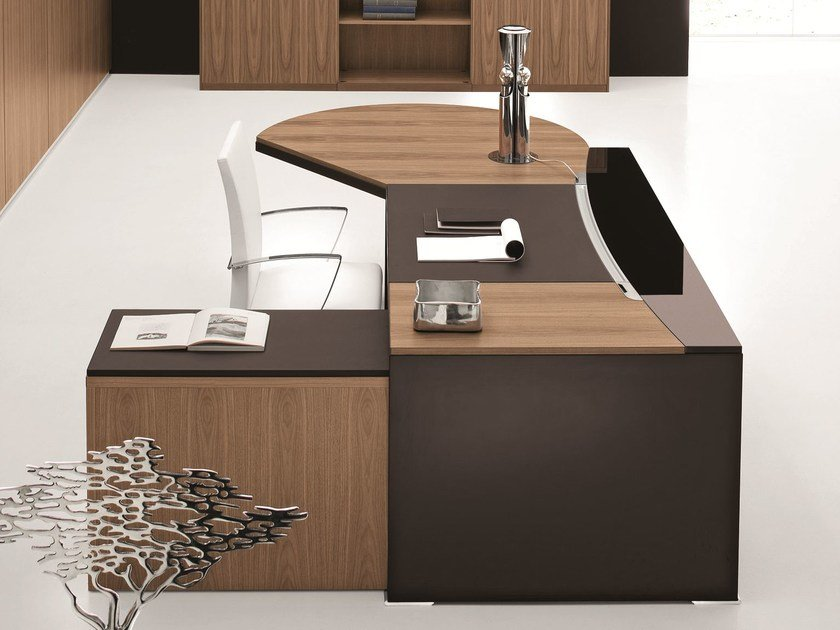 Executive desk EKO | Office desk by Archiutti