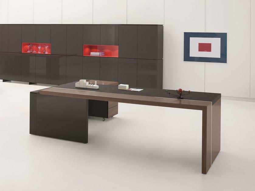 Executive desk AR.TU. | Office desk by Archiutti