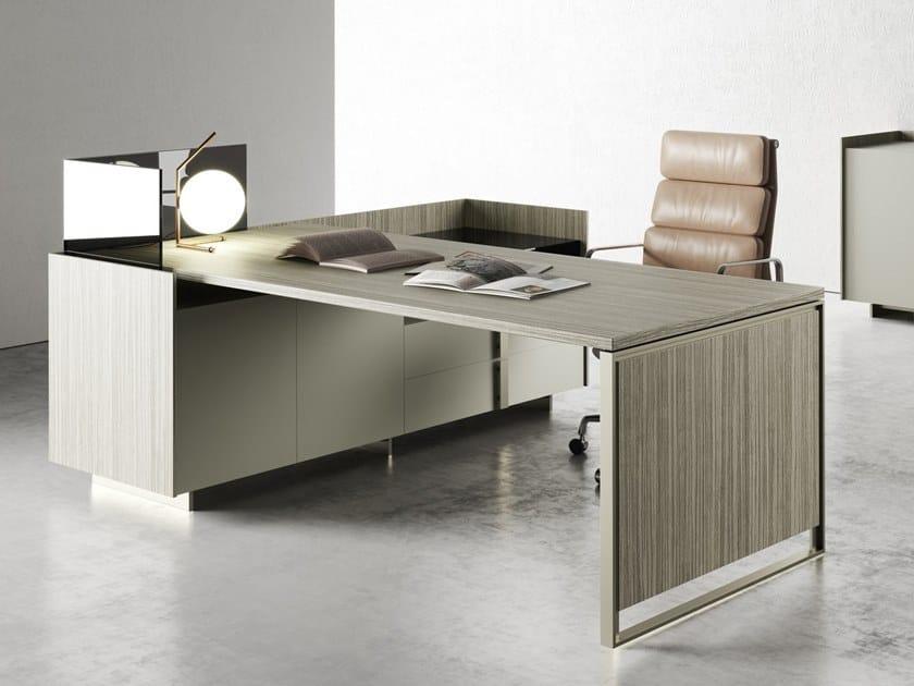 Office desk MAGENTA | Office desk by CUF Milano