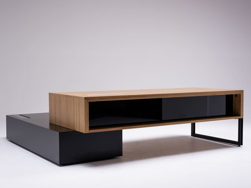 HD10 Office desk HD10 Collection By ersa design Claudio Bellini