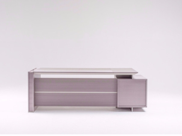 Rectangular executive desk with drawers NIKKEY | Office desk by ersa