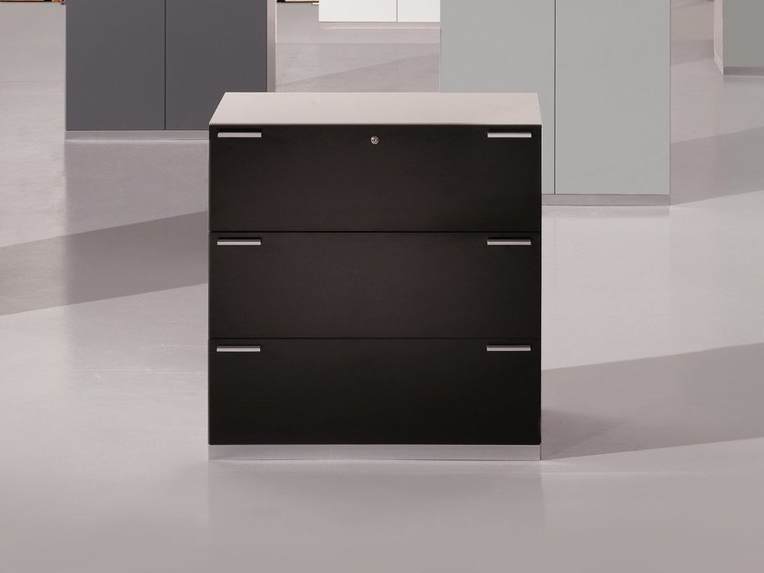 Office drawer unit with lock BOXES | Office drawer unit by Ultom