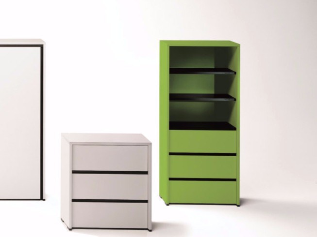 Office drawer unit EKLISS | Office drawer unit by Ultom