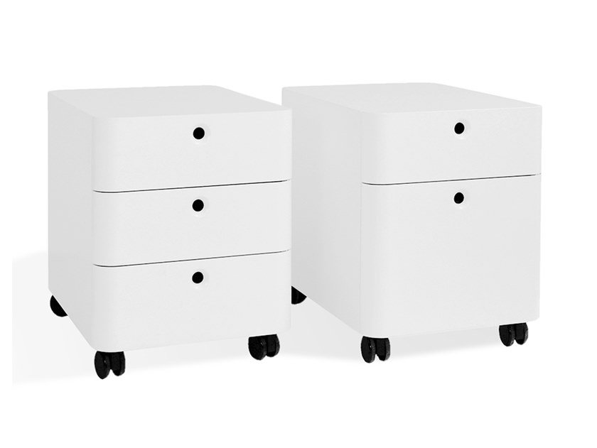 Office drawer unit with castors ETIO | Office drawer unit by Wiesner-Hager