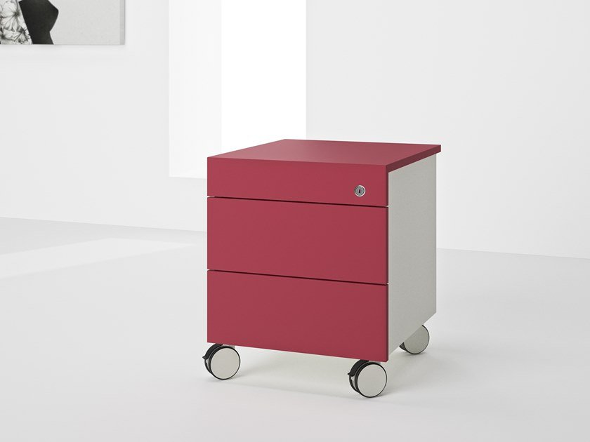 Office drawer unit with casters CONTAINER | Office drawer unit with casters by werner works