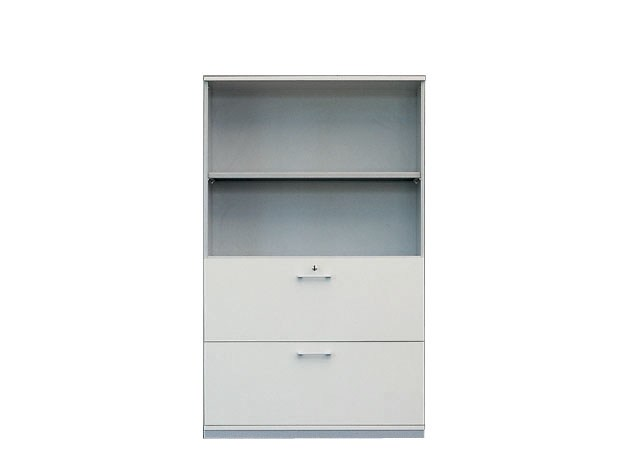 Office shelving with lock SPACE | Office shelving by Archiutti
