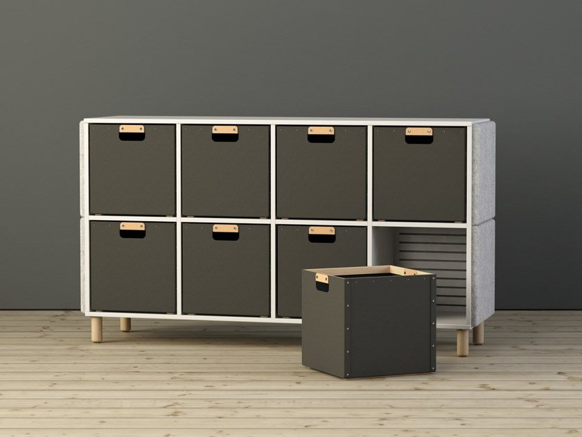 Office Storage Unit Sabine Collection