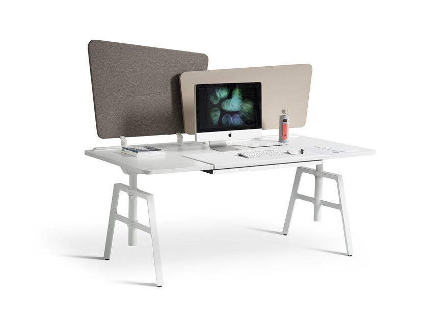 Individual office workstation ETIO | Office workstation by Wiesner-Hager