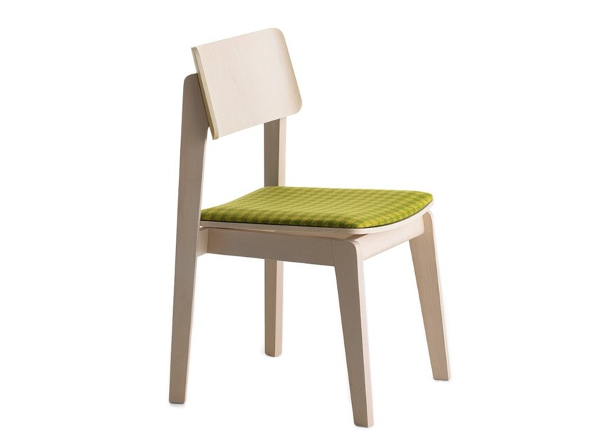 Chair OFFSET 02812 by Montbel